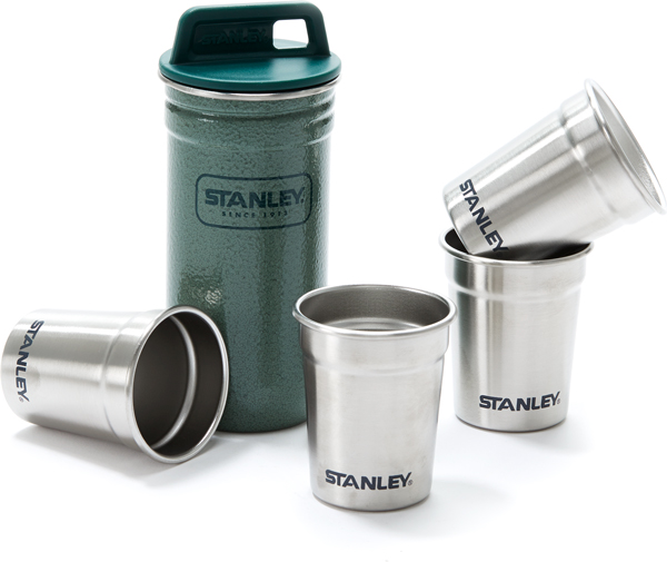 Stanley Stainless-Steel Shot Glass Set