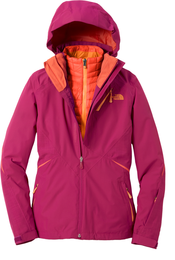 Women's The North Face Akana ThermoBall 3-in-1 Jacket