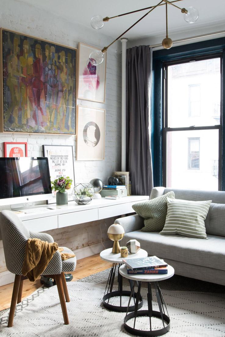 Ideas for Small Living Room Design