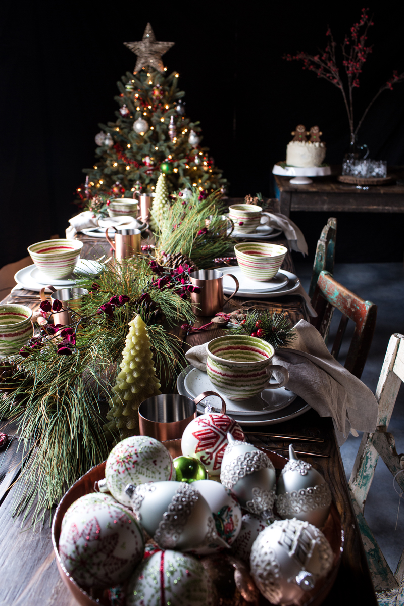 Christmas Party Main Dish and Side Recipes | Crate and ...