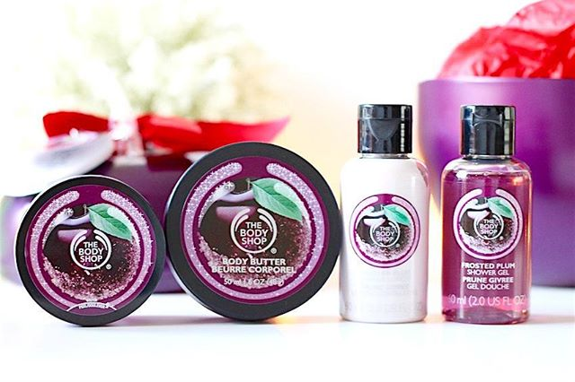 The Body Shop Christmas Gifts