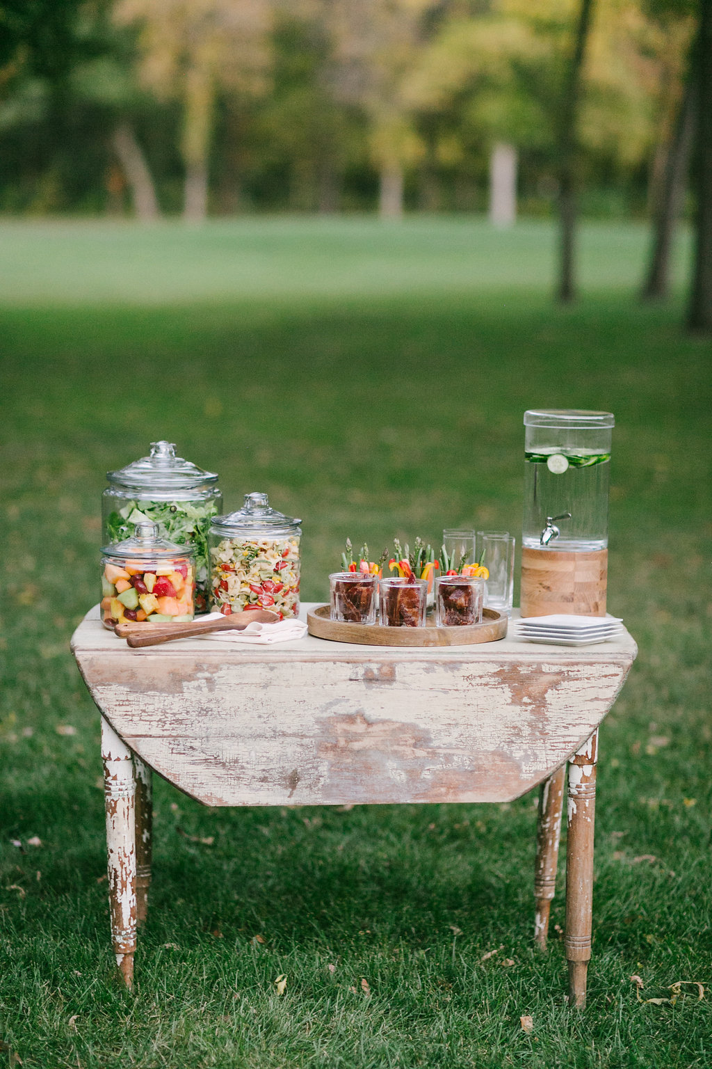 Backyard Engagement Party Ideas | Crate and Barrel Blog