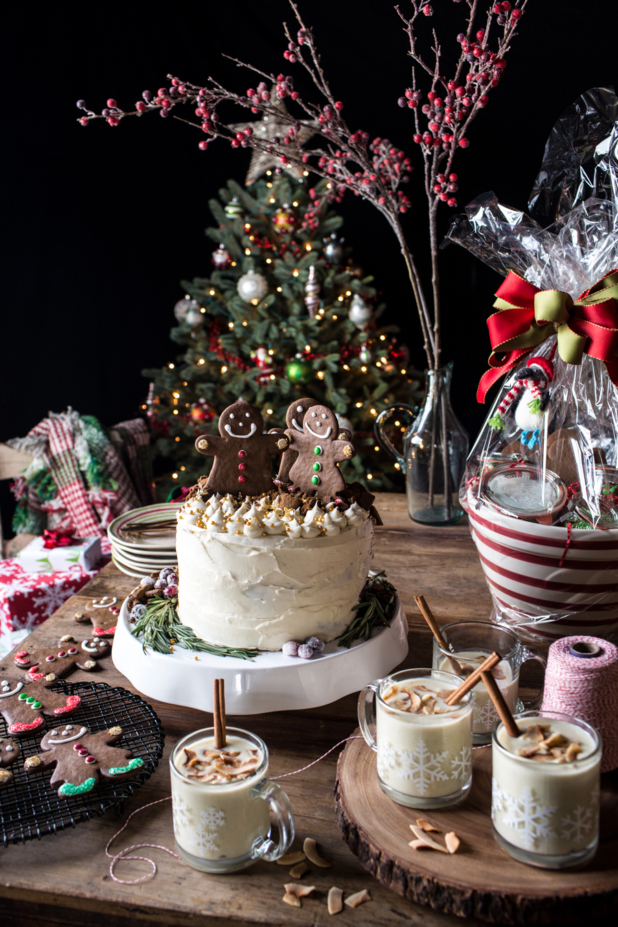 Christmas party dessert recipes crate and barrel blog for Desserts to take to a christmas party