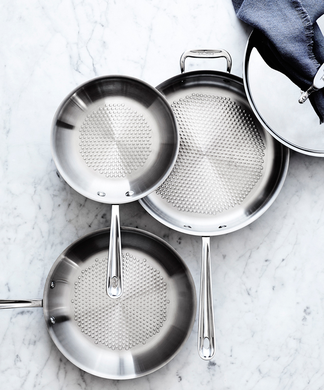 All-Clad d3 Armor Cookware Collection