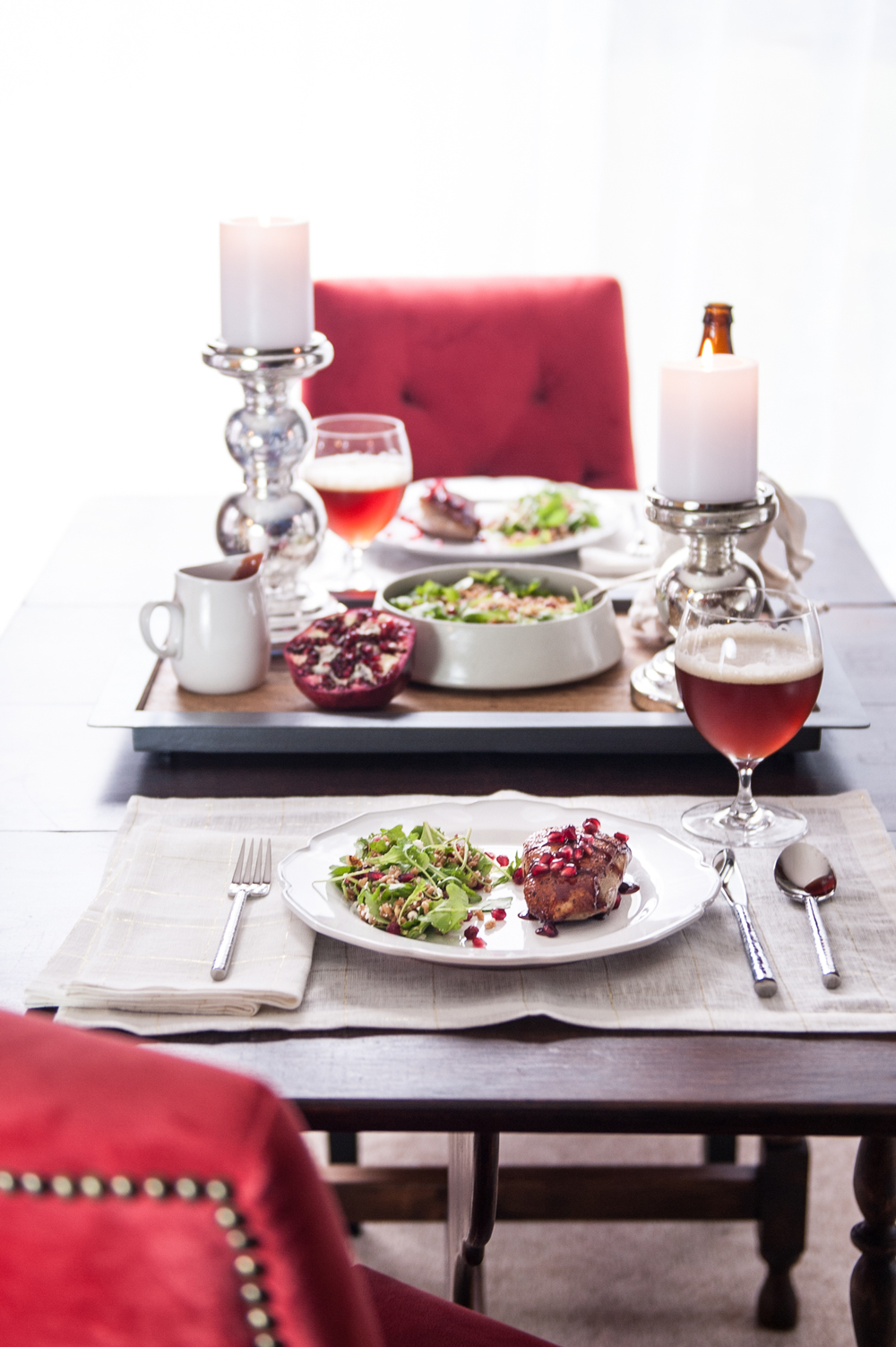 New Year's Eve Dinner Ideas for Two | Crate and Barrel Blog