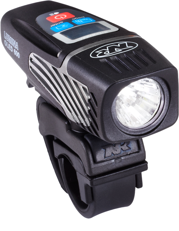 NiteRider Lumina 600 OLED Bike Light
