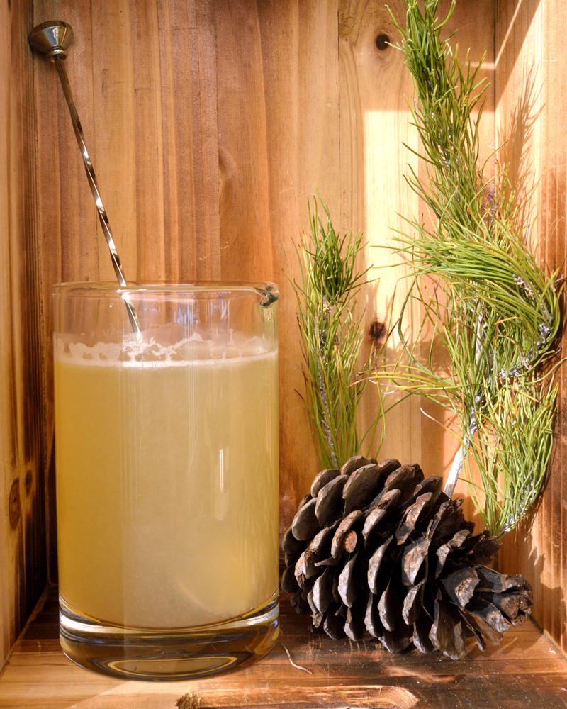 Eggnog With Advocaat Recipe: Snowball Cocktail Recipe